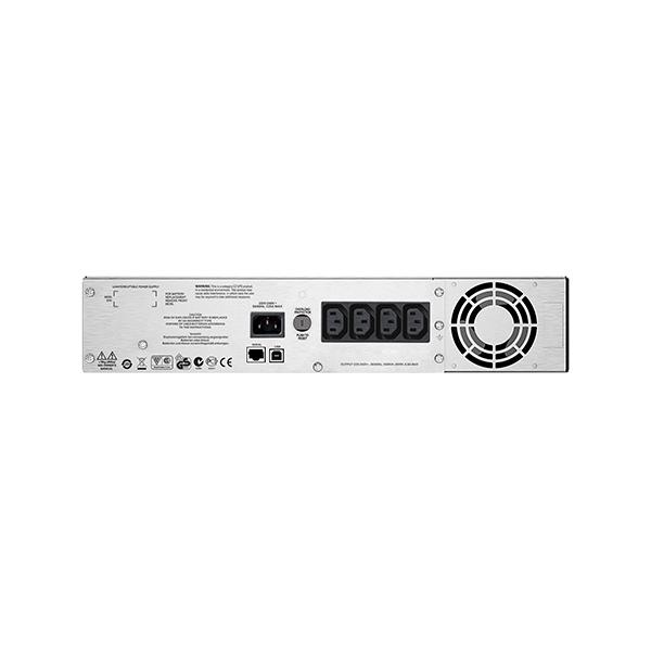 UPS APC Smart-UPS C 1500VA 2U Rack SMC1500I-2U-big