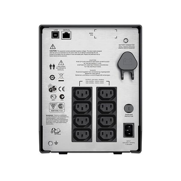 UPS APC Smart-UPS C 1500VA LCD 230V SMC1500I-big