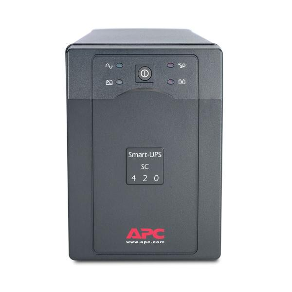 UPS APC Smart-UPS SC 420VA/230V SC420I-big