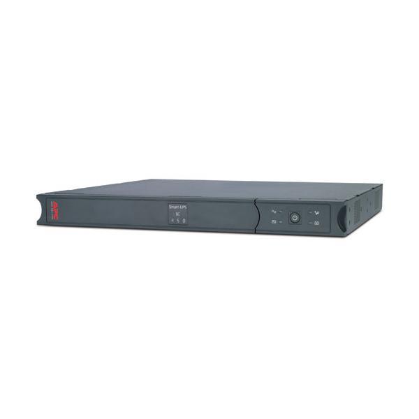 UPS APC Smart-UPS SC 450VA/230V - 1U Rackmount/Tower SC450RMI1U-big
