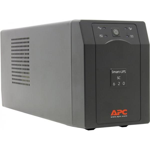 UPS APC Smart-UPS SC 620VA/230V SC620I-big