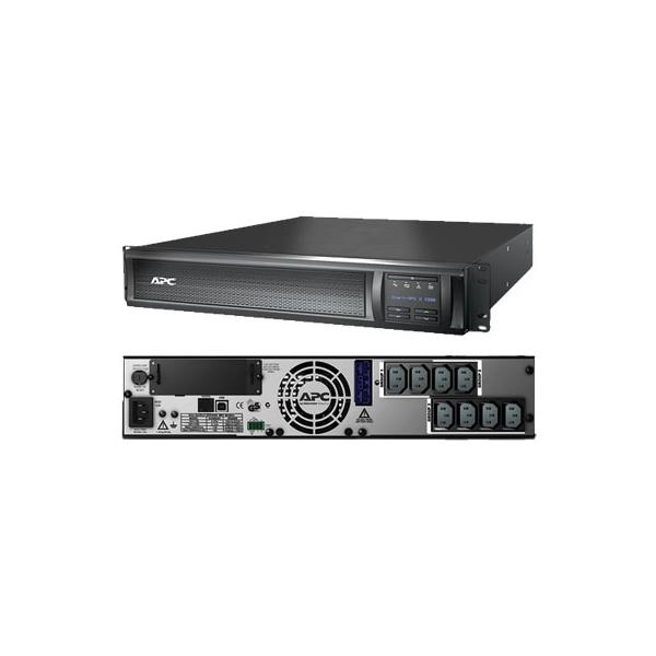 UPS APC Smart-UPS X 1500VA Rack/Tower LCD 230V SMX1500RMI2U-big