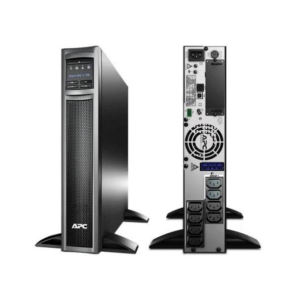 UPS APC Smart-UPS X 750VA Rack/Tower LCD 230V SMX750I-big
