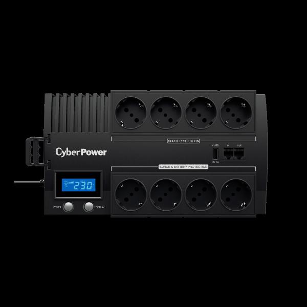 UPS Cyber Power BR700ELCD 700VA/420W-big