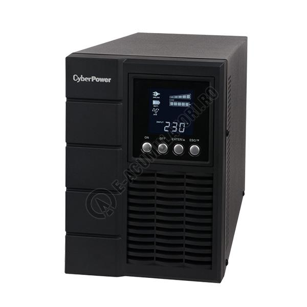 UPS Cyber Power MainStream OnLine Tower Series  OLS1000E 1000VA 800W-big