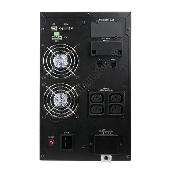 UPS Cyber Power MainStream OnLine Tower Series OLS2000E 2000VA 1600W-big