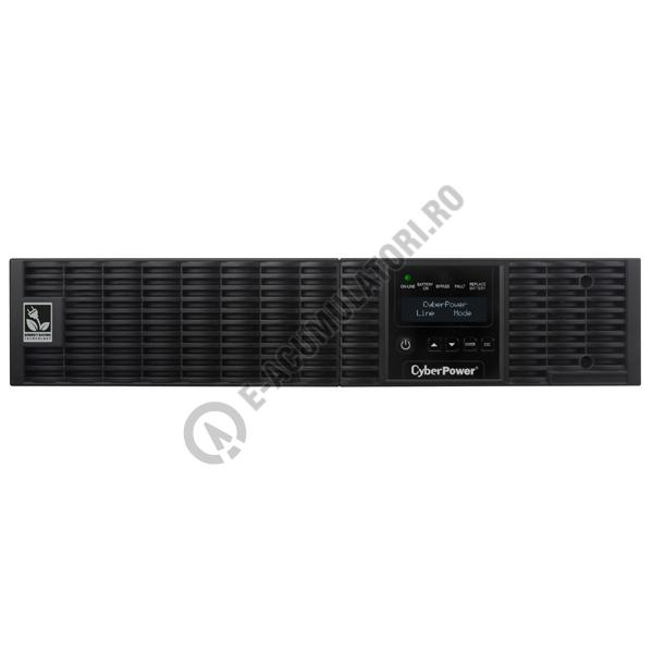 UPS Rackabil Cyber Power Professional SmartApp ON-Line Rack Mount OL3000ERTXL2U 3000VA 2700W-big