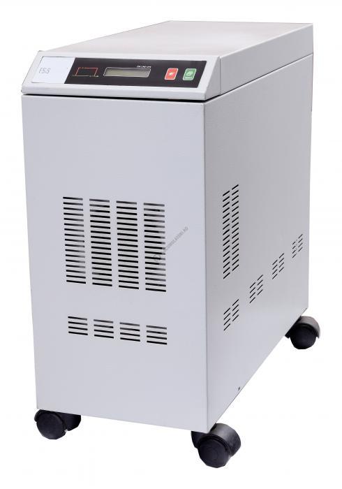 UPS Esispower ATLAS 105 Model 5 kVA 1-1 Phase 16x12v/9ah-big
