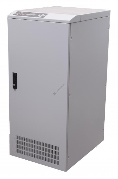 UPS Esispower ATLAS 215 Model 15kVA 3-1 Phase 60x12v/18ah-big