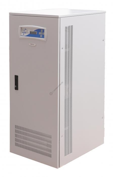 UPS Esispower ATLAS 3040 Model 40 kVA 3-3 Phase 60x12v/26ah-big