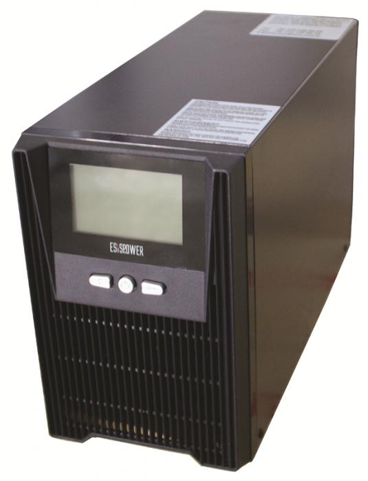 UPS Esispower EGE 102 Model 2kVA 1-1 Phase 6x12v/7ah-big