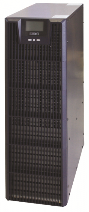 UPS Esispower EGE 210 Model 10kVA 3-1 Phase 20x12v/7ah-big