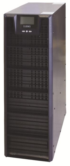 UPS Esispower EGE 220 Model 20kVA 3-1 Phase 40x12v/12ah-big