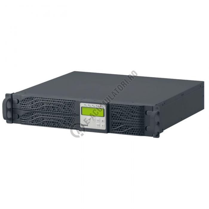 UPS LEGRAND Daker Dk On-Line 6kVA FARA Baterii Convertible 310057-big