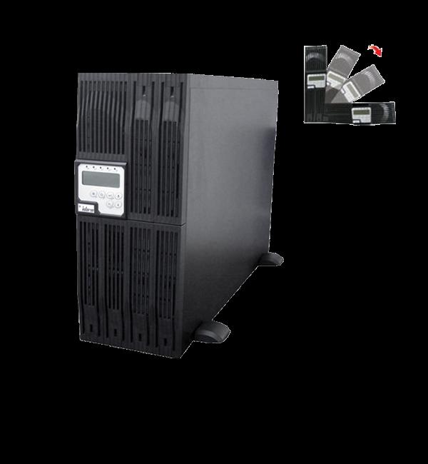UPS Legrand Inform 6KVA DSP Multipower DSPMP 1106-003 cu baterii-big
