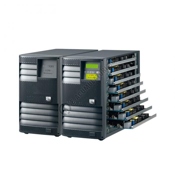 UPS LEGRAND INVERTER UNIT MEGALINE 10000/2 cod 310372-big