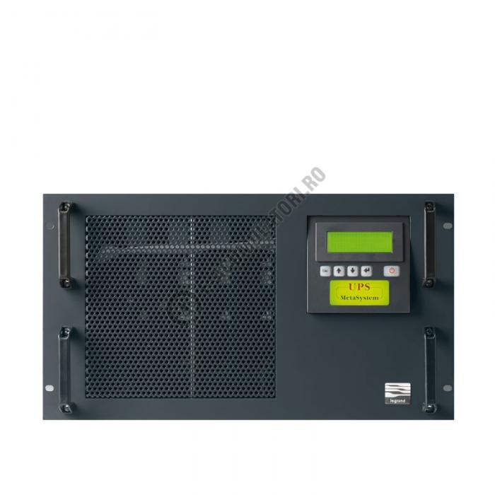 UPS LEGRAND MEGALINE 1250 RACK single-phase, double conversion VFI 310334-big