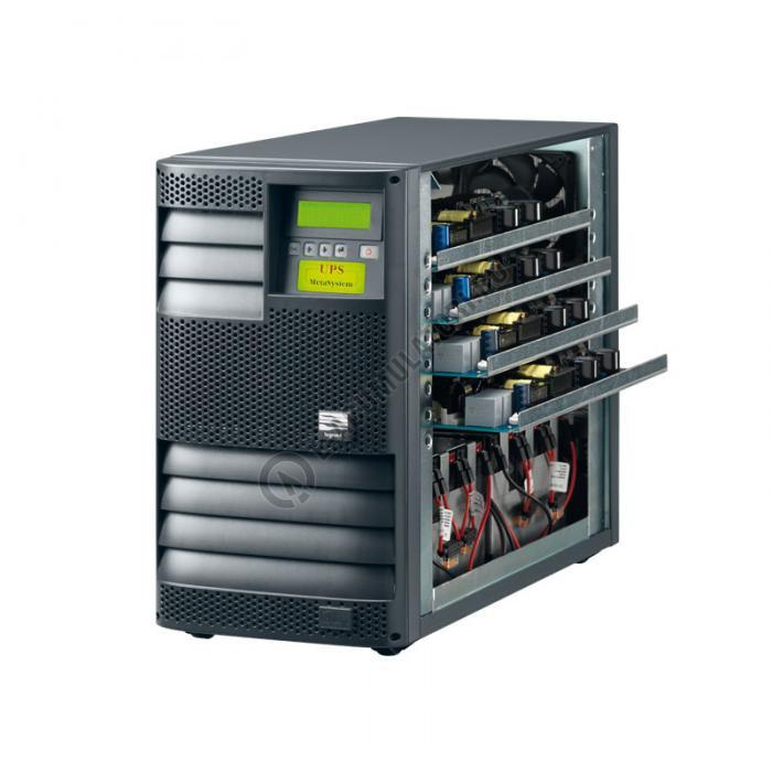 UPS LEGRAND MEGALINE 3750  single-phase, double conversion VFI 310354-big