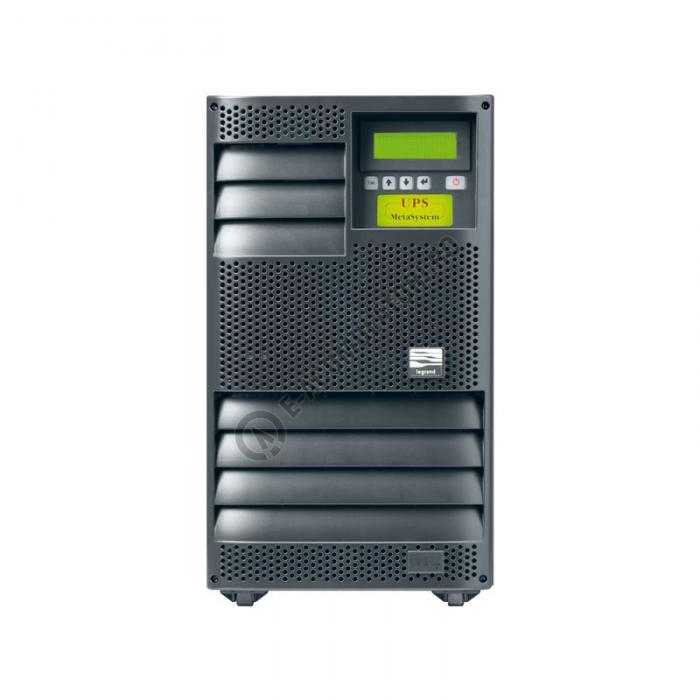 UPS LEGRAND MEGALINE 5000 fara baterii single-phase, double conversion VFI 310357-big