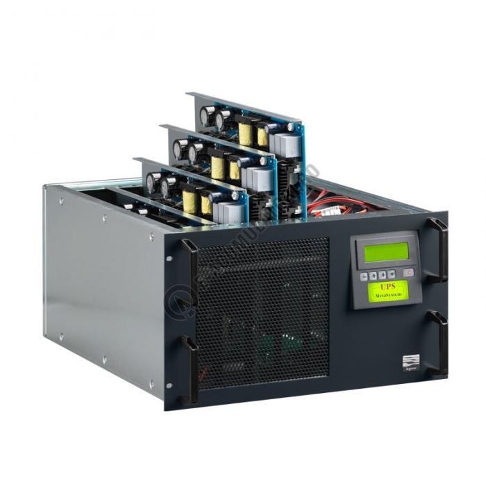 UPS LEGRAND MEGALINE 5000 RACK single-phase, double conversion VFI 310337-big