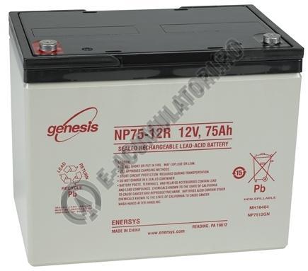 UPS pentru centrale termice Cyber Power CPS1000E 1000VA 700W cu 2 acumulatori VRLA Genesis NP75-12 75Ah-big