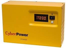 UPS resigilat pentru centrale termice Cyber Power CPS600E 600VA 420W-big