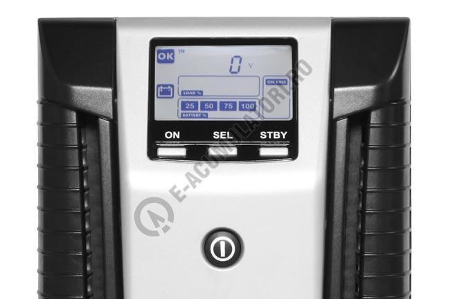UPS Riello Sentinel Pro SEP 3000 On Line Dubla Conversie 3000VA 2400W-big