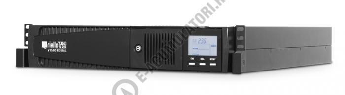 UPS Riello Vision Dual VSD 2200 Line Interactive 2200VA 1980W-big