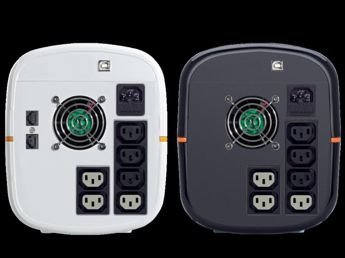 UPS Tuncmatik Digitech Pro 1600VA Line-interactive,black IEC TSK1723-big