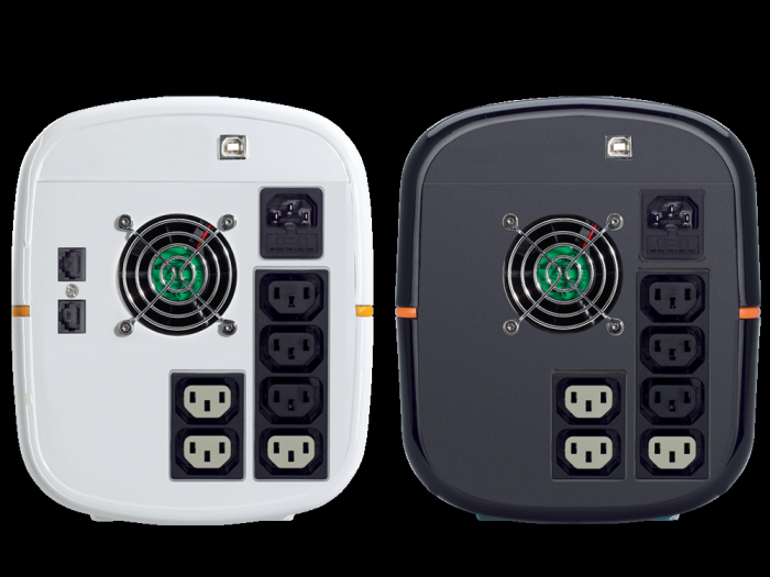 UPS Tuncmatik Digitech Pro 1600VA Line-interactive,white IEC TSK1722-big