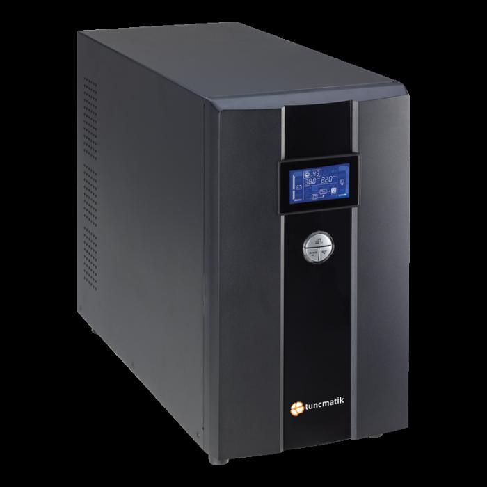 UPS Tuncmatik Newtech PRO 3 KVA/2400W Phase 1/1 TSK1180-big