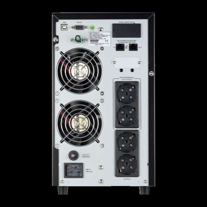 UPS Tuncmatik Newtech PRO 3 KVA/2400W Phase 1/1 TSK1534-big