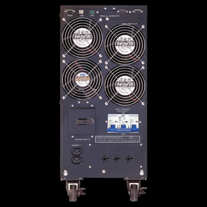UPS Tuncmatik Newtech Pro Dsp 10 kVA/8000W Phase 3/1 TSK10kVA(40x12v26ah)-big