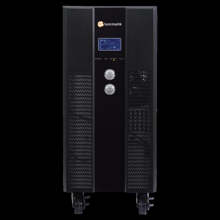UPS Tuncmatik Newtech Pro Dsp 10 kVA/8000W Phase 3/1 TSK1768-big