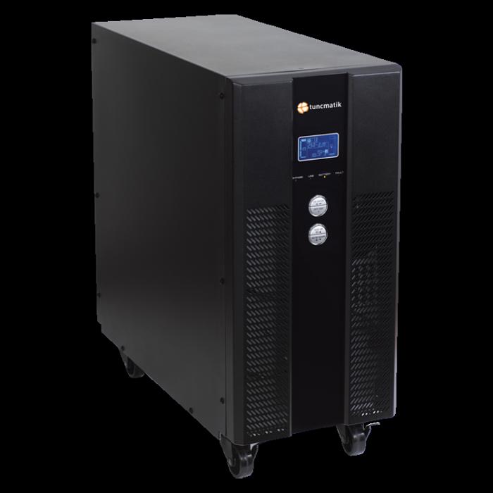 UPS Tuncmatik Newtech Pro Dsp 10 kVA/8000W Phase 1/1 TSK1540-big