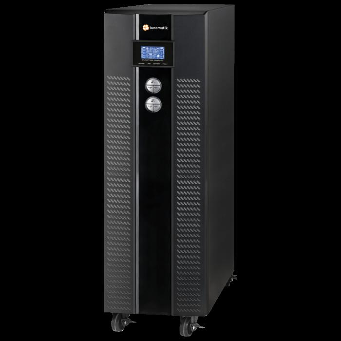 UPS Tuncmatik Newtech Pro Dsp 20 kVA/16000W Phase 3/1 TSK20kVA(20x12v26ah)-big