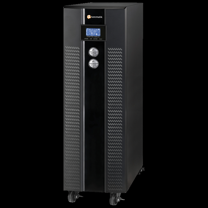 UPS Tuncmatik Newtech Pro Dsp 20 kVA/16000W Phase 3/1 TSK20kVA(40x12v26ah)-big