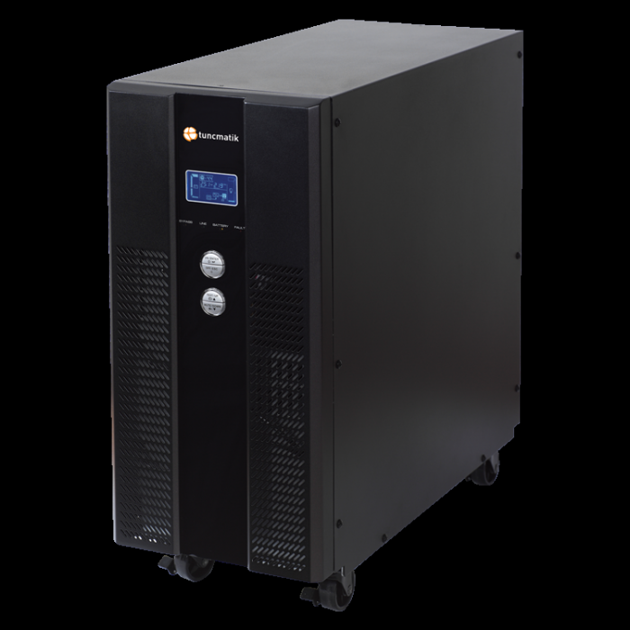 UPS Tuncmatik Newtech Pro Dsp 6 kVA/4800W Phase 1/1  TSK1547-big