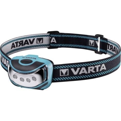 Lanterna frontala 4xLed, 3xAAA, Varta 16630-big