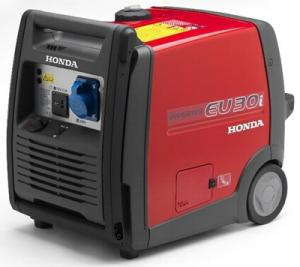 Generator digital HONDA monofazat 3kw EU30i tip GW1