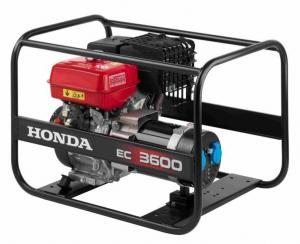 Generator digital HONDA monofazat 3.6kw EG3600 tip GV0