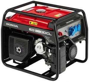Generator digital HONDA monofazat 3.6kw EG3600CL tip G0