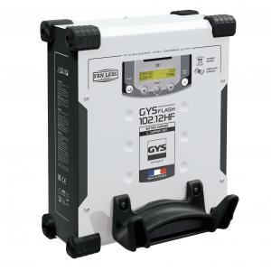 Incarcator si redresor automat 12V GYSFLASH PRO 102.12 HF 0296060