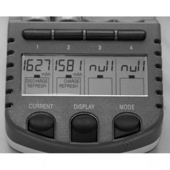 Incarcator inteligent R6 R3 LaCrosse multifunctional RS700-BLI AA/AAA1