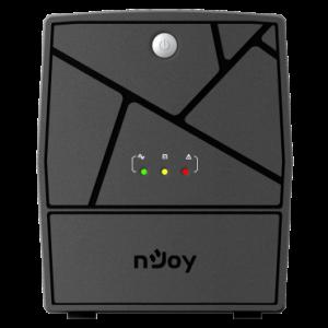 UPS nJoy Keen USB 1000, 1000 VA / 600 W, Management, HID USB port, Auto-restart, AVR, 4 prize Schuko cu protectie0