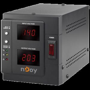 Stabilizator de tensiune nJoy Akin 1000VA/800W0