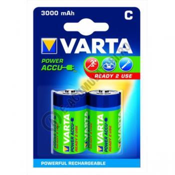 Acumulatori Varta C R14 Baby NiMH 3000 mAh bl 2 buc2