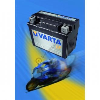 BATERIE MOTO VARTA cu AGM 12 V 6 Ah YTX7L-BS cod 506014005A5141