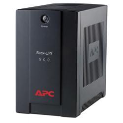 UPS APC Back-UPS 500VA, IEC, Line Interactive, BX500CI0