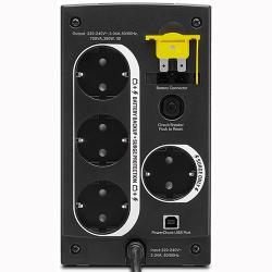 UPS APC Back-UPS 700VA, Schuko, Line Interactive, BX700U-GR1